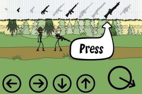 강철현 강월드 기묘한 모험 그리고 게임 잔혹 전쟁액션 군인을 보았다 두들 아미 doodle army